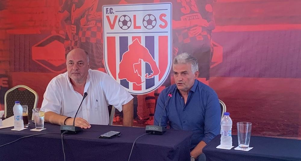 Sakis Tsiolis zakończył współpracę z Volos NFC!