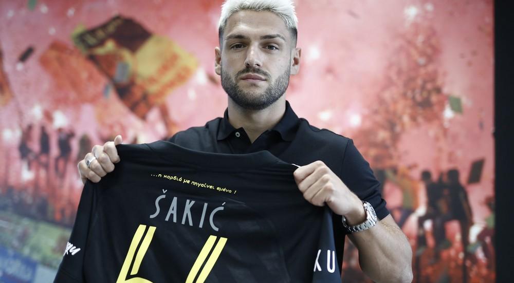 Emanuel Sakic doznał kontuzji dłoni!
