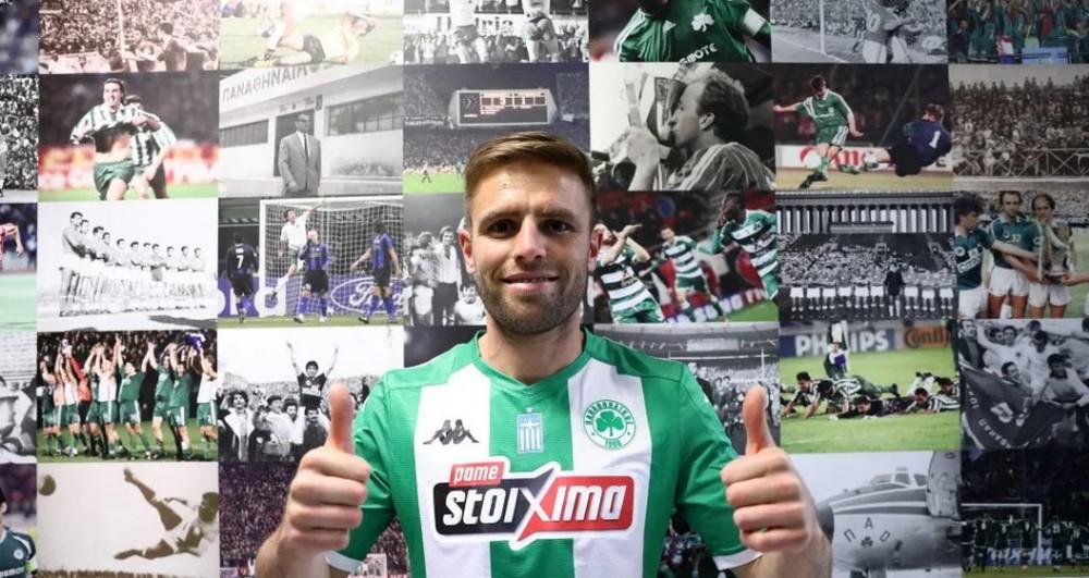Facundo Sanchez nowym obrońcą PAO!