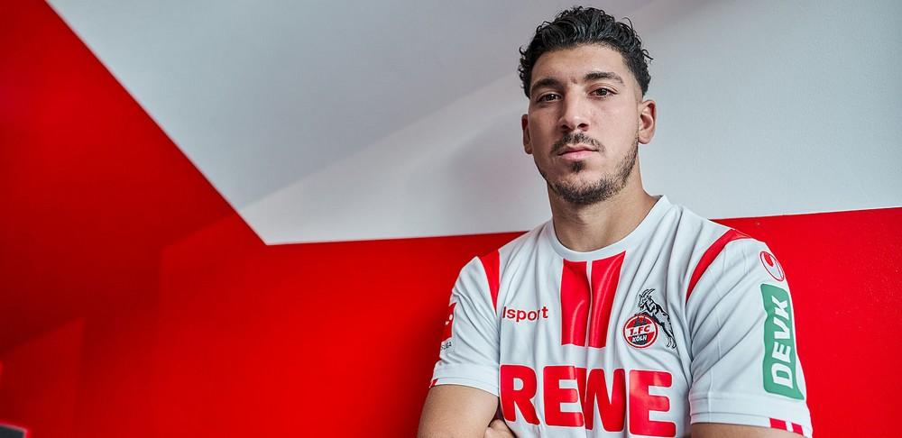 Dimitris Limnios w 1. FC Köln!