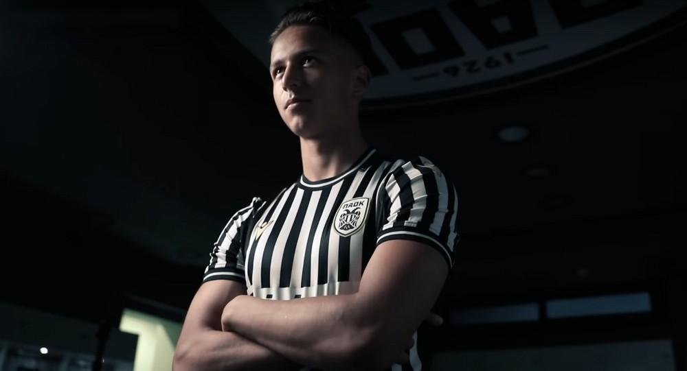 Adrian Nilsen Pereira nowym obrońcą PAOK-u!