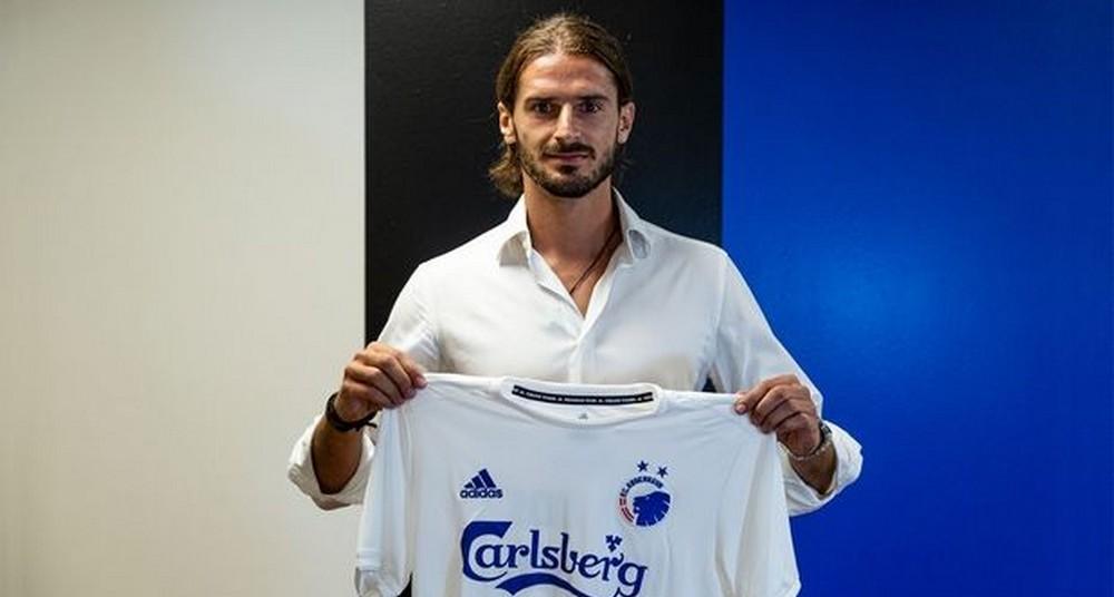Marios Oikonomou w FC Kopenhaga!