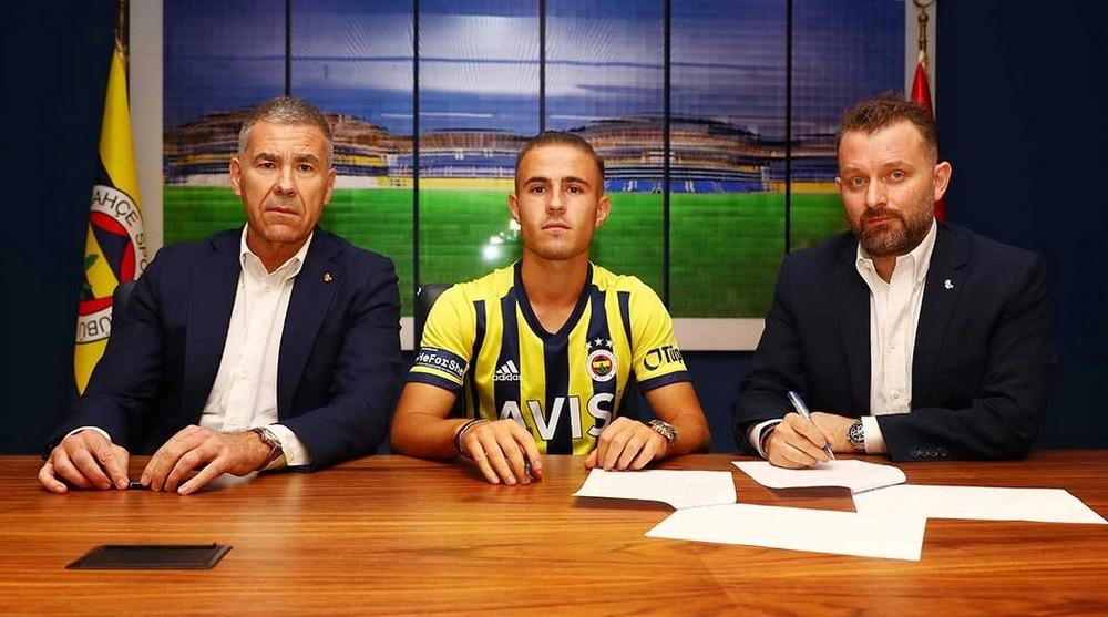 Dimitris Pelkas w Fenerbahçe SK!
