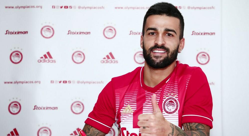 Tiago Silva pomocnikiem Olympiakosu!