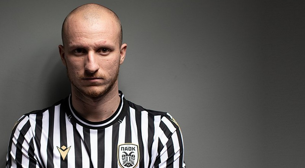Michael Krmenčík nowym napastnikiem PAOK-u!