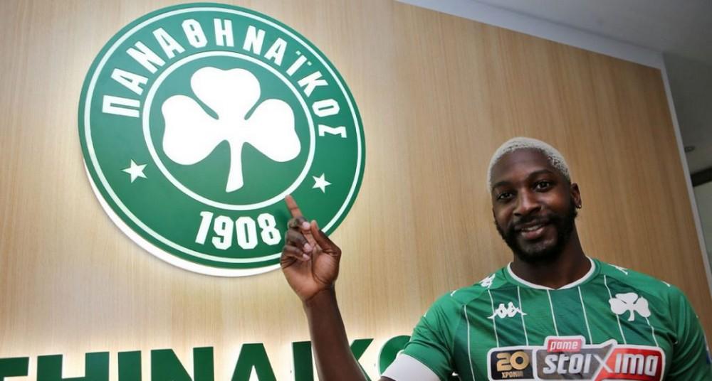 Younousse Sankharé piłkarzem PAO!